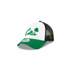 Casquettes New Era TEAM TRUCKER Celtics - Ref. 11871272 - OFFSHOES.FR