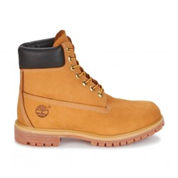 timberland icon 6-inch premium boot 10061 wheat - wheat-jaune, cuir, cuir