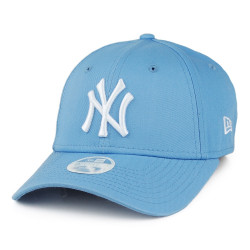 NEW ERA - CASQUETTE NEW YORK BLEU CIEL
