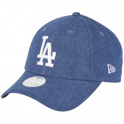 New Era 9Forty Damen Cap - DEMIN WASHED Los Angeles Dodgers