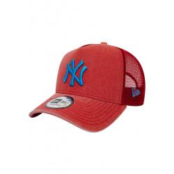 NEW ERA - CASQUETTE NEW YORK YANKESS ROUGE