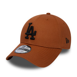 NEW ERA - CASQUETTE LOS ANGELES ROUILLE