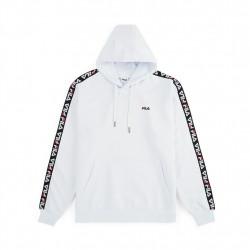 fila david tape hoodie