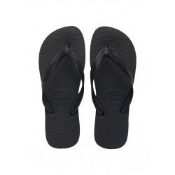 havaianas top - black, caoutchouc, caoutchouc