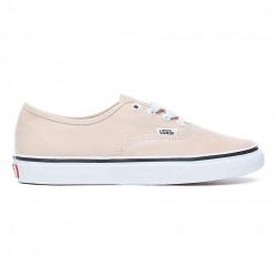 vans chaussure authentic - beige, toile, tissu