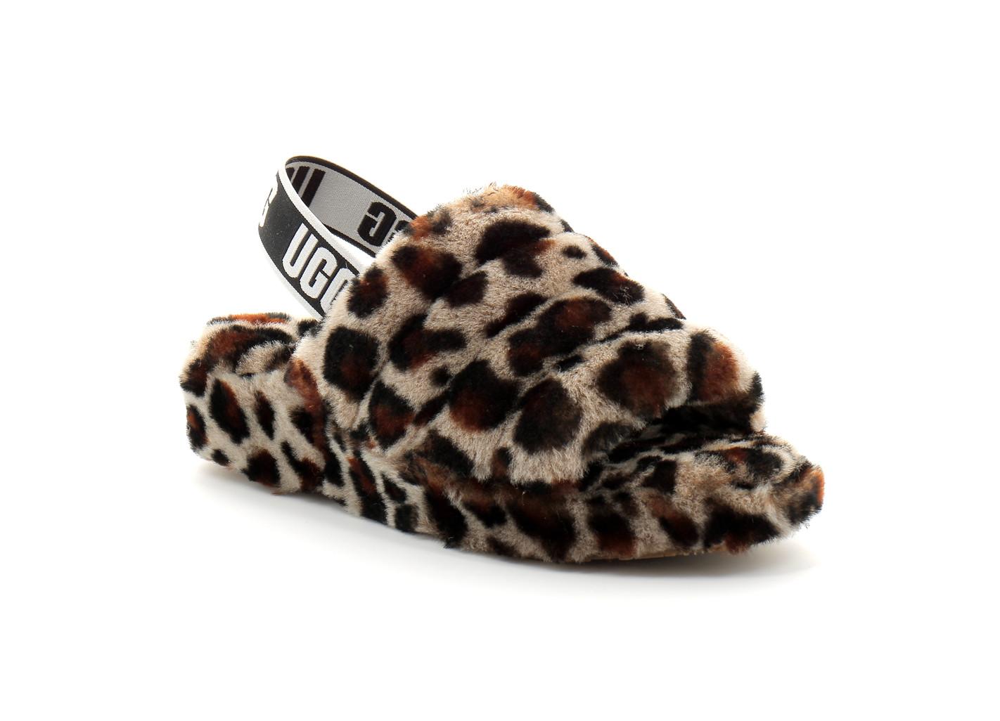 chaussons ugg fluff