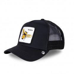 CASQUETTE BASEBALL SNAPBACK GOORIN 0245-LTBLQCK - QUEEN BEE