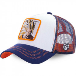 casquette dragon ball z san goku super saiyan