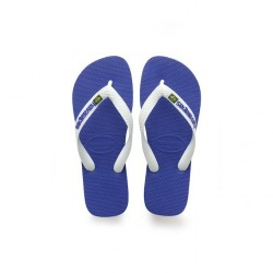 havaianas baby brasil logo - royal-blue, caoutchouc, caoutchouc