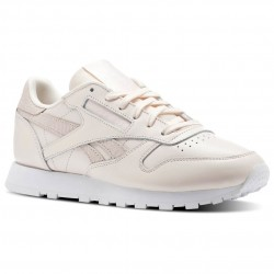 reebok x face stockholm classic leather - pastel-rose, cuir, textile