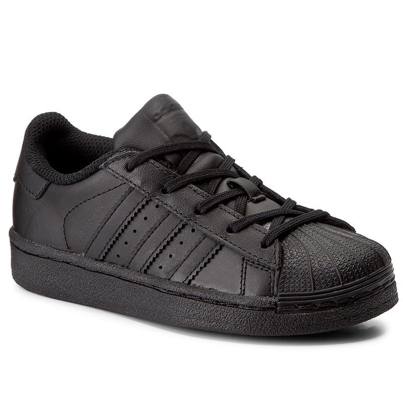 adidas superstar noir enfant