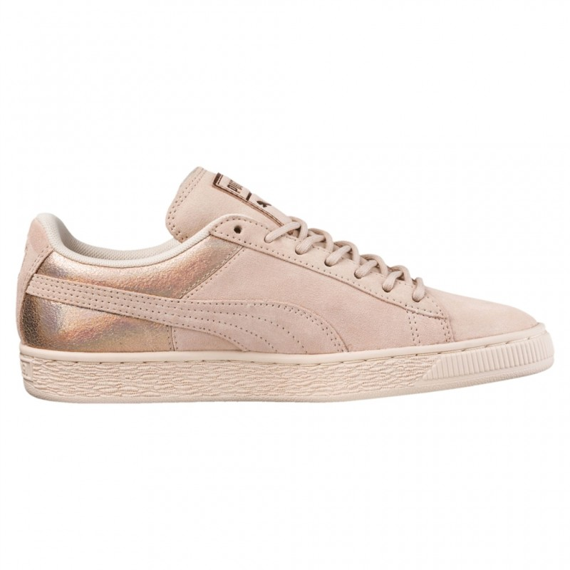 PUMA SUEDE CLASSIC - ROSE-CREME NEUF CHAUSSURES ADULTES NEUF ROSE-CREME d5ee24