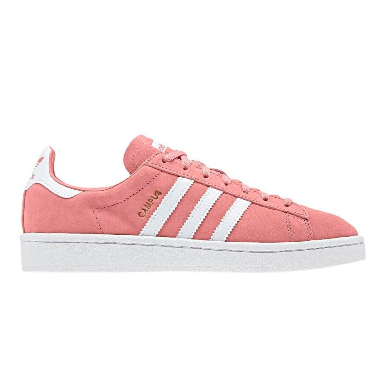 ADIDAS CAMPUS - ROSE CHAUSSURES ADULTES NEUF