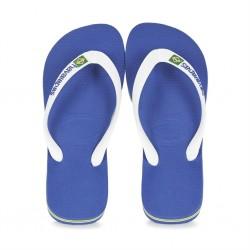 havaianas brasil logo - royal blue, caoutchouc, caoutchouc