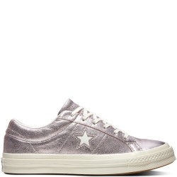 converse one star - rose, syntetic/textile, textile