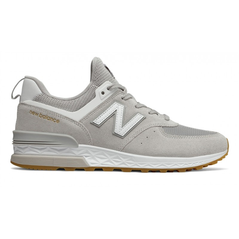 NEW BALANCE MS574 FCG - GRIS CHAUSSURES ADULTES NEUF