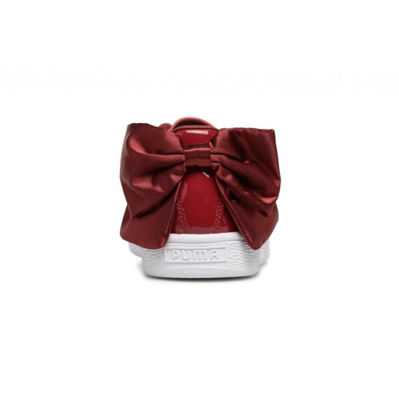 368118 Aggiungi Bow Suede 39 aggiungi 04 Rouge Wn Puma Patent nR1Ex