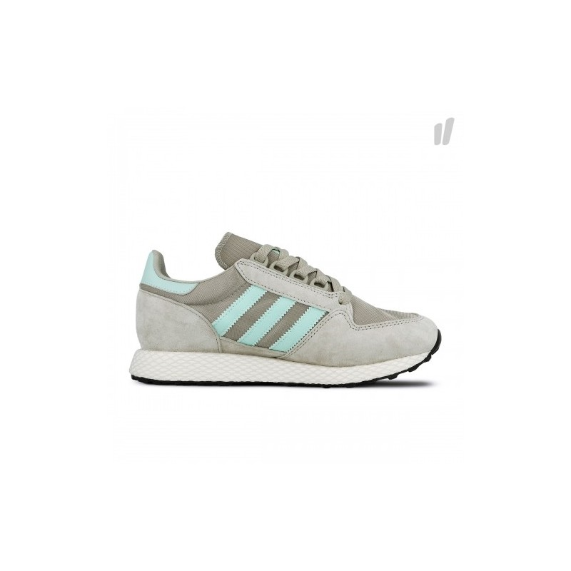 ADIDAS FOREST GROVE - GRIS CHAUSSURES ADULTES NEUF