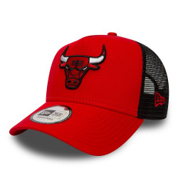 new era chicago bulls essential trucker droite -