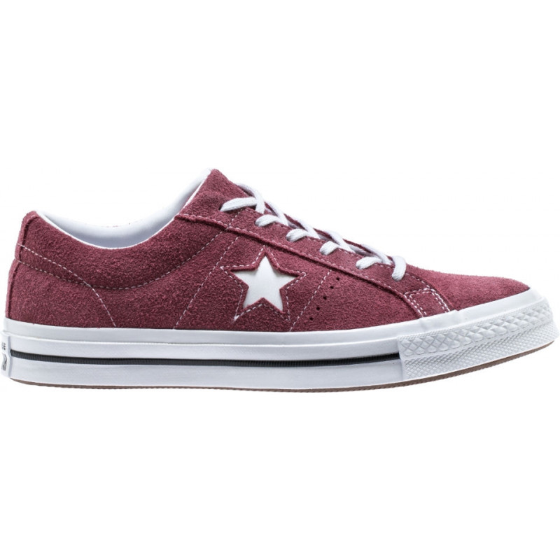 CONVERSE ONE STAR - ADULTES BORDEAUX CHAUSSURES ADULTES - NEUF 452f23