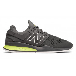 new balance ms247 tg - gris, cuir/suede, cuir/textile