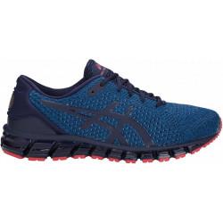 asics t840n gel quantum 360 knit 2 - bleu, syntetic/textile, textile