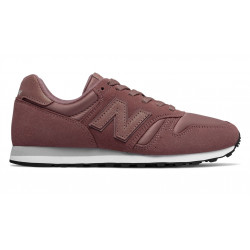 new balance wl373 psp - rose, cuir/suede, cuir/textile