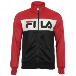 fila balin track jacket - rouge, textile, textile