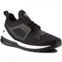 puma limitless 191295 b 02 - black-white, syntetic/textile, syntetic/textile