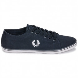 fred perry kingston b6259u - bleu, fibre textile, fibre textile