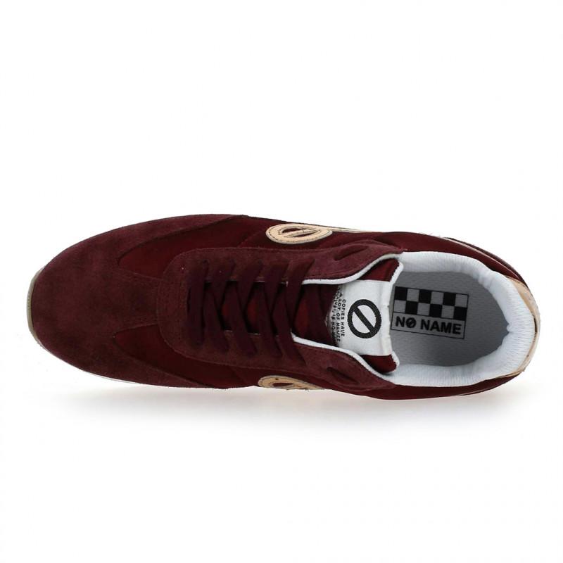 82130647d2deef No Name Adultes Jogger Neuf Bordeaux Eden Chaussures qAr6nCqw