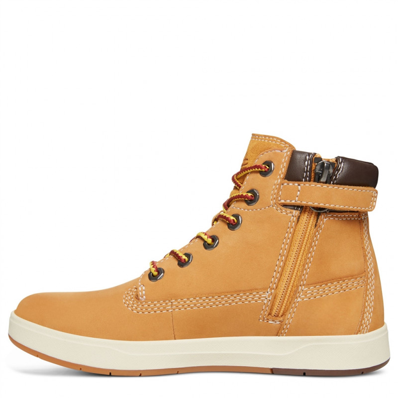 Qtxvhaw Adultes Chaussures Davis Miel 6 Timberland Square Neuf Inch 8qRqw
