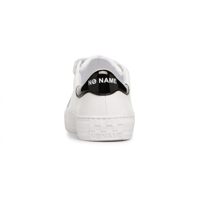 NO NAME ARCADE STRAPS - - - BLANC-NOIR CHAUSSURES ADULTES NEUF f441a0