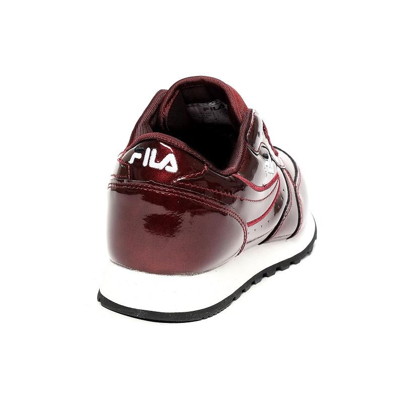 Neuf Orbit Adultes Bordeaux Fila Chaussures Low x4S87qnX