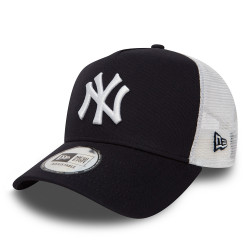 new era new york yankees clean trucker -