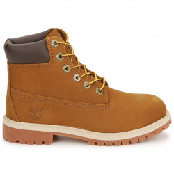 timberland 6 in premium wp boot - marron, cuir, cuir