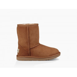 ugg classic ii - chestnut, mouton, mouton
