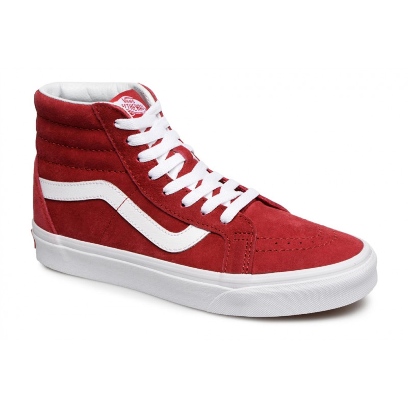 VANS CHAUSSURE ADULTES SK8 - ROUGE CHAUSSURES ADULTES CHAUSSURE NEUF 1144dc