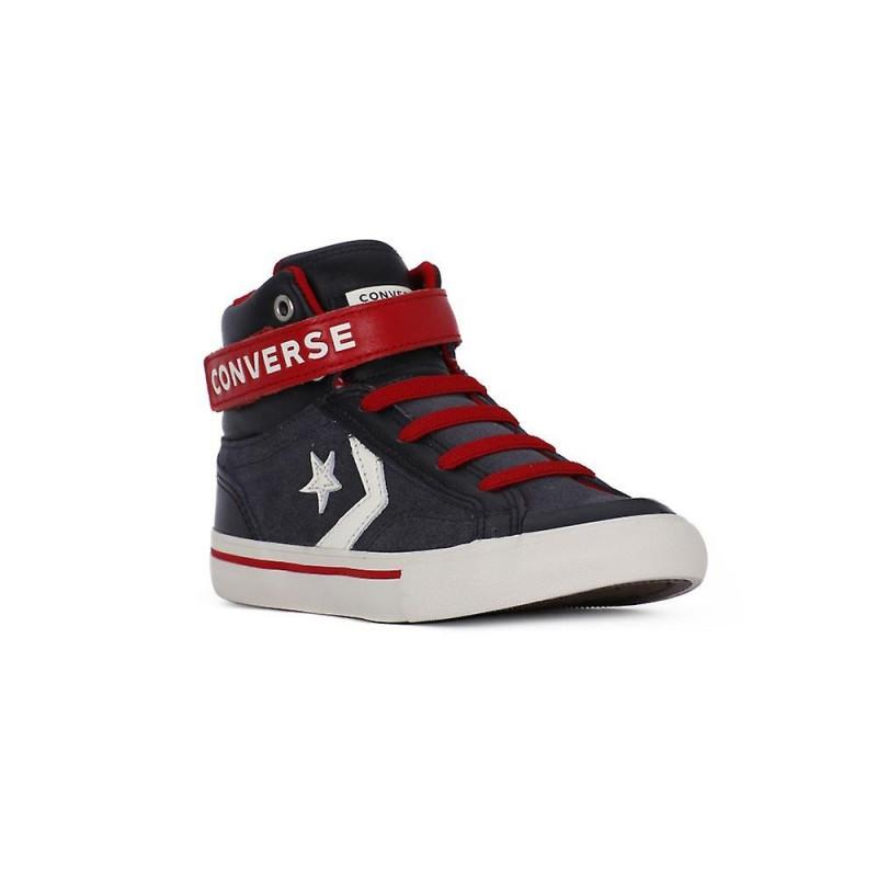 Cuir Cuir Converse 28 Pro Chaussures Enf suede Blaze Noir 662759c textile IaYSqwxCY