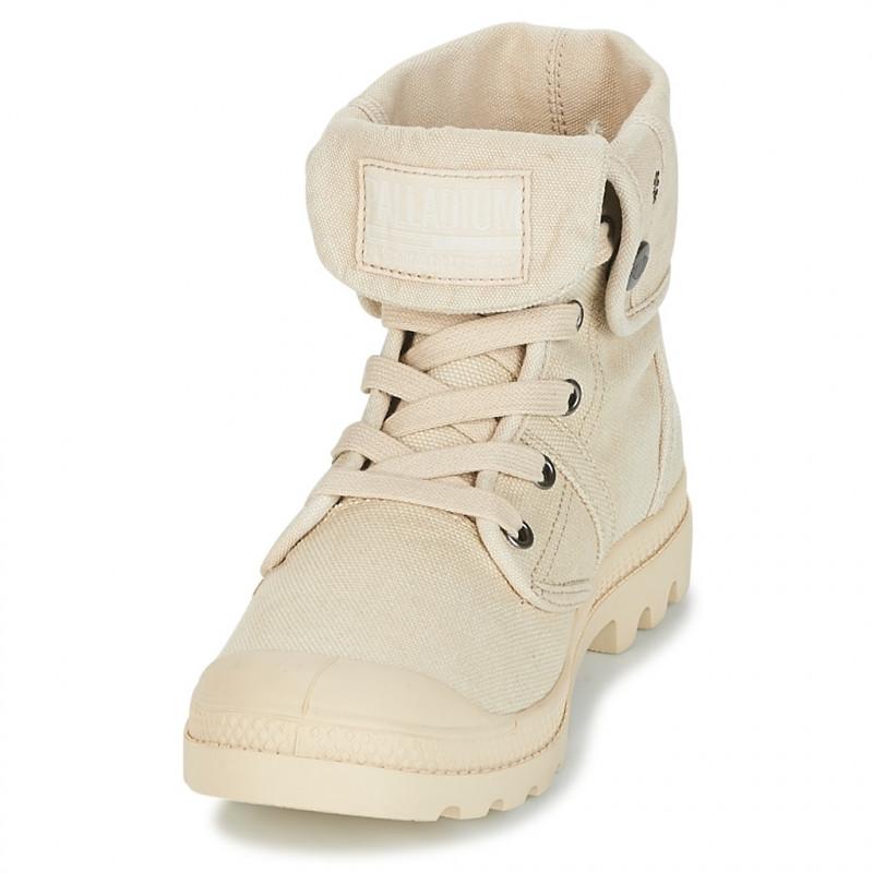 71875 Ecru adultos tejido Baggy para Zapatos F90 Palladium sahara 36 lienzo 74 wZtA5xCq