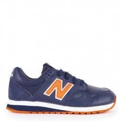 new balance kl520 pny - bleu, cuir/suede, cuir/textile
