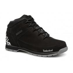 timberland euro sprint hiker - noir, cuir, cuir/textile