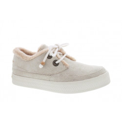 armistice sonar indian w - dove-beige, cuir, velour