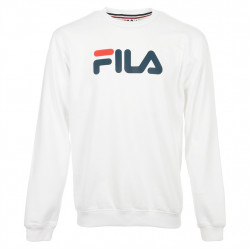 fila classic pure crew sweet - blanc, textile, textile