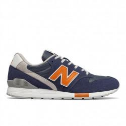 new balance mrl996 - bleu, cuir/suede, cuir/textile