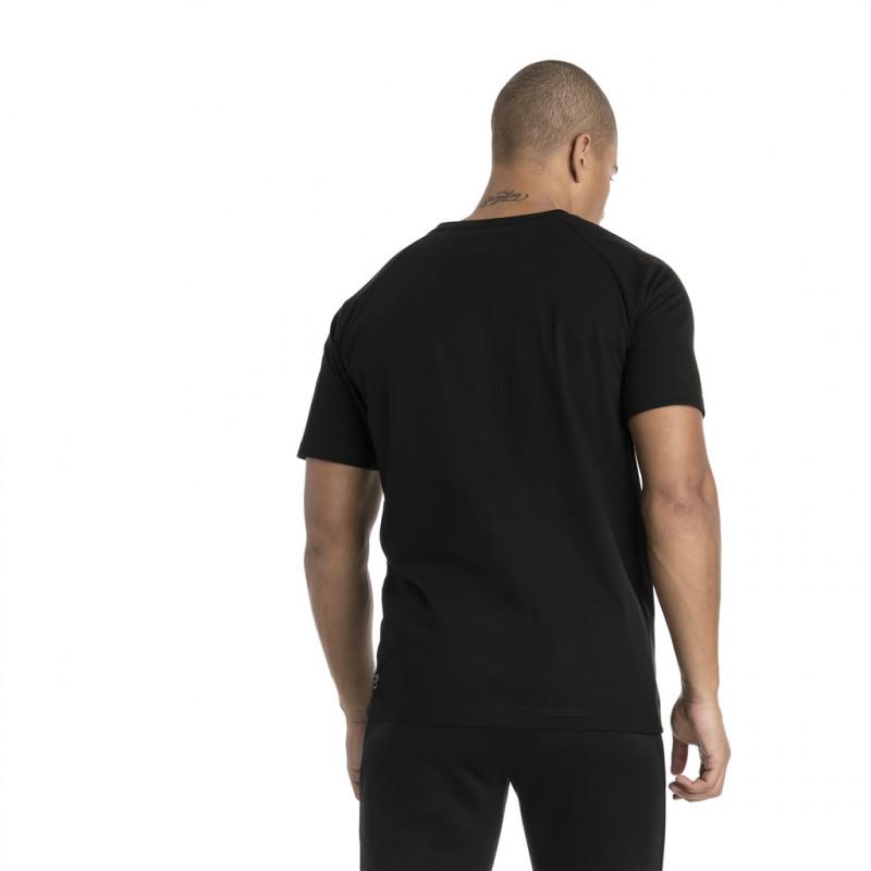shirt Cotone 01 Black Mercedes nuovo Amg Puma 577409 Abbigliamento L T AnRwd6qA