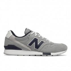 new balance mrl996 - grey, cuir/suede, cuir/textile