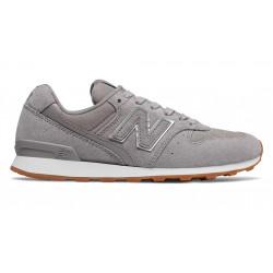 new balancewr996 nec - gris, cuir/suede, cuir/textile