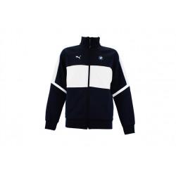 puma 577784 zip - blanc-bleu, coton/poly/elas, coton/poly/elas