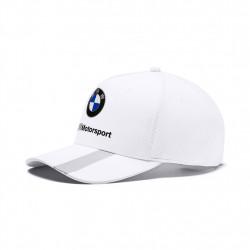 puma casquette bmw motorsport - blanc, textile, textile